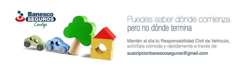 Banner Web Banesco Seguros RCV